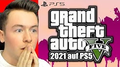 NEUE GTA 5 VERSION kommt auf PS5!!😱 (Wo ist GTA 6?)