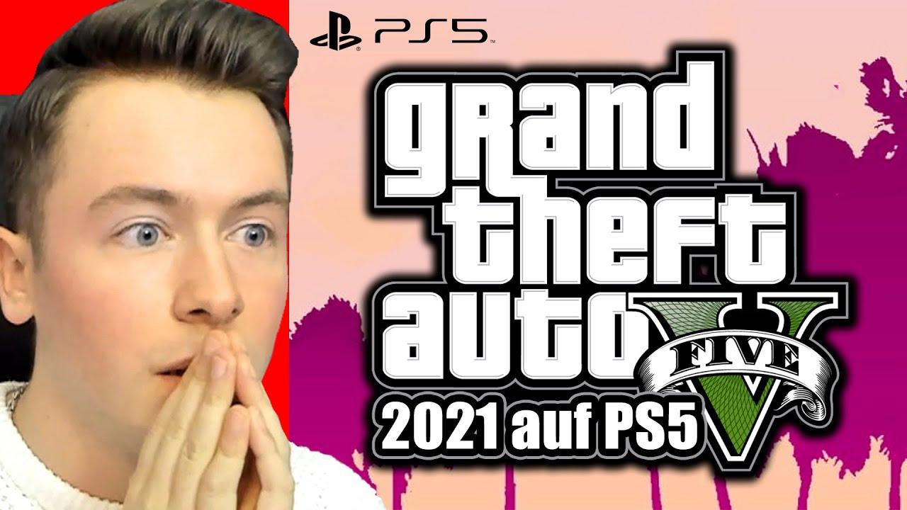NEUE GTA 5 VERSION kommt auf PS5!!? (Wo ist GTA 6?)