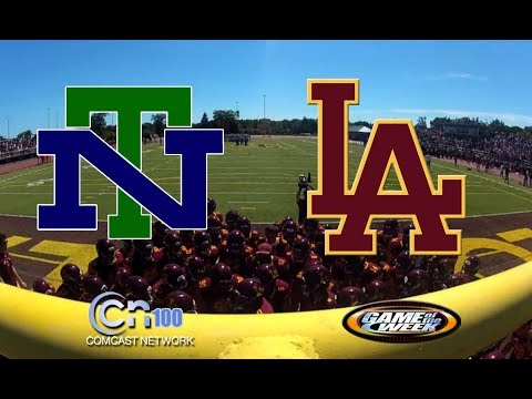 New Trier vs Loyola Academy - CN100 Game of the Week Highlights