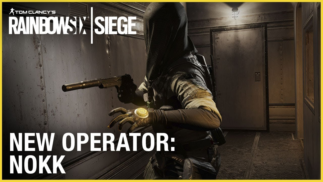 Rainbow Six Siege Teases its Stealthy and Stylish New