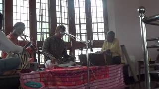 the 2 part of the raag bhairavi by the indian classical musician sanjay vishwanath
