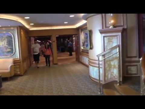 Ruby Princess Alaska Family Cruise Vacation Inside Ship and Mini Suite Tour