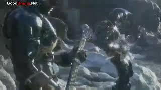 仮面ライダー響鬼45話から 轟鬼が師匠である斬鬼との別れを果たす.