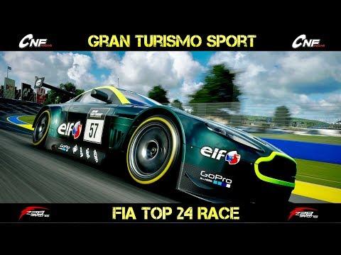 GT Sport - FIA Top 24 Supertar Race