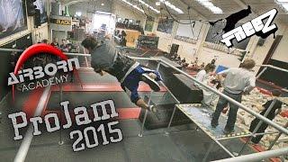 Airborn Pro Jam 2015 - Free-Z