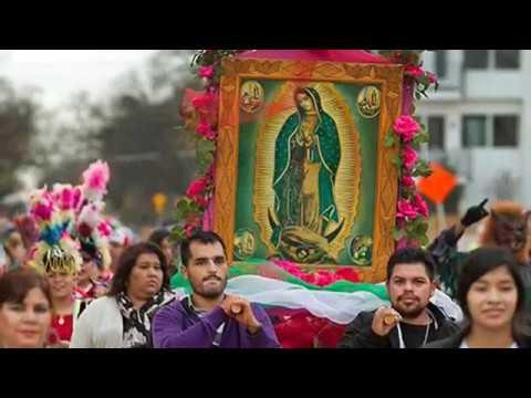 BUENOS DÍAS PALOMA BLANCA Canción a la Virgen de Guadalupe