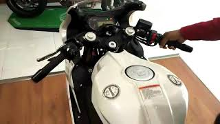 IXIL Exhaust for Benelli 302R... Awesome Sound