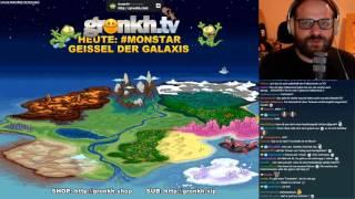 0164 🌏 [MonSTAR] GEIßEL DER GALAXIS #02 (STARBOUND mit TOBI) 🔴 Gronkh Livestream 24.04.2017