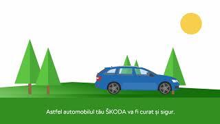 Importanța instalației de climatizare ŠKODA