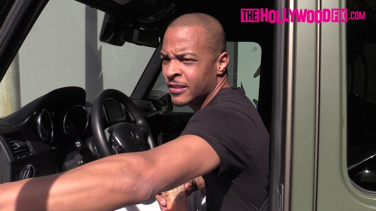 c0706d2ef26b T.I. Reacts To Meek Mill s Jail Sentence   Is Asked About Possible Mixtape  With DJ Drama 11.7.17