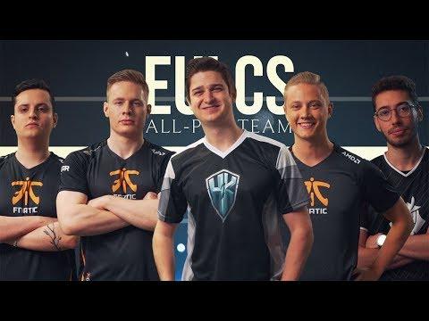 EU LCS All-Pro Team | Summer Split 2017