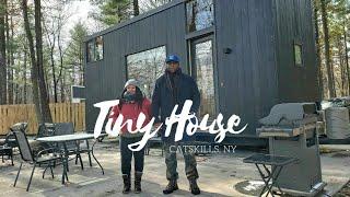 From Brooklyn To A Tiny House Resort In Catskills, Ny | Nyc Vlog