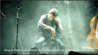 Video Piano Guys Live Kung Fu Piano Cello Ascends in Concert download MP3, 3GP, MP4, WEBM, AVI, FLV Juni 2018