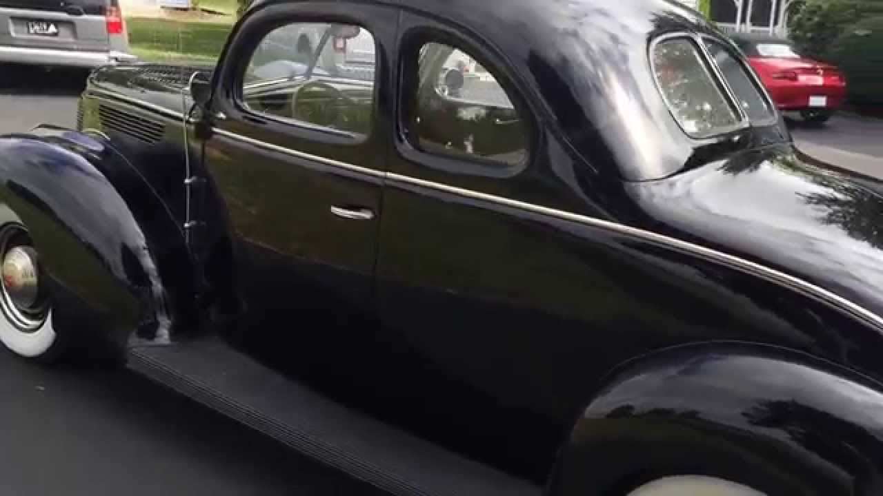 1938 Ford Deluxe Coupe Woodstown Nj For Sale Youtube