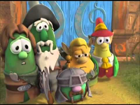 Veggie Tales is an inspirational animation that is capturing all Christians.
