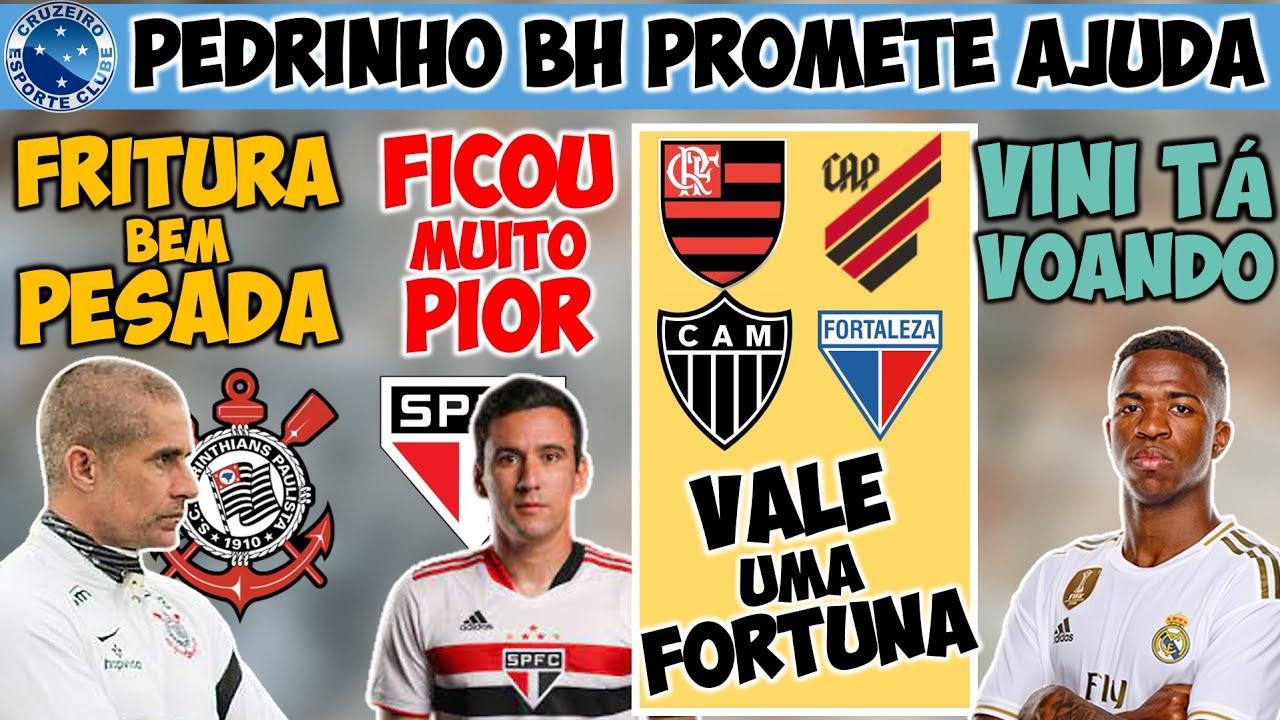 Download SYLVINHO FICA... POR ORA! A REAL SOBRE PABLO! FLA, GALO, CAP E LEÃO ATRÁS DE BOLADA; ZEIRO, VINI E +