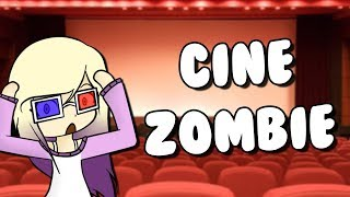 CAN WE ESCAPE FROM THE ZOMBIE CINEMA? ROBLOX OBBY