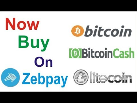 Now Buy Litecoin & Bitcoin Cash in Zebpay | Zebpay add Litecoin in Wallet | Bilon Script