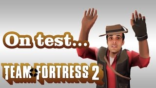 Team Fortress 2 - Premier combat - Gameplay FR
