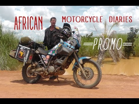African Motorcycle Diaries - Promo