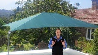 Solarmax Shade Structure