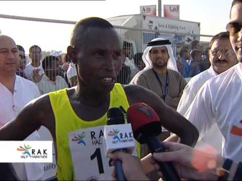 RAK Half Marathon 2010 (Part 2 of 3)