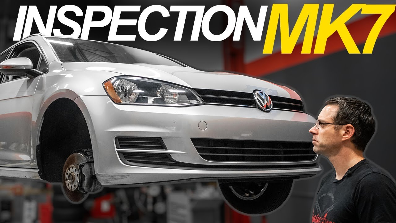 Finding Problems on a Used MK7 | Inspection Video