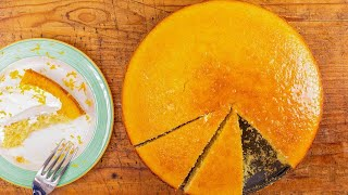 How To Make Orange Olive Oil Cake By Clinton Kelly