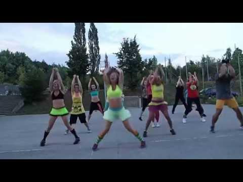Zumba with Tatiana -  Ruslana Wild dances