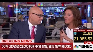 MSNBC Host Stephanie Ruhle Admits Obama Regulations Killed Business Growth