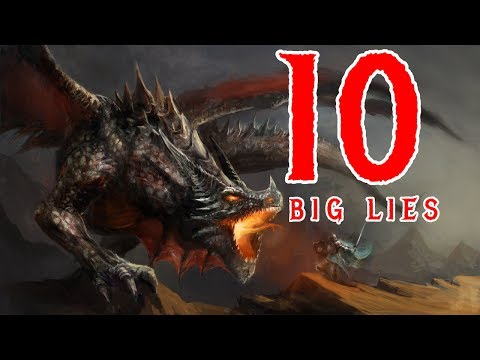 10 BIG LIES The Devil Wants YOU To BELIEVE in the LAST DAYS!!!