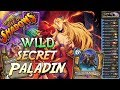 Wild Secret Paladin Deck | Rise of Shadows | Hearthstone