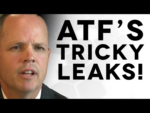 Leaked ATF Whitepaper EXPLAINED - The Legal Brief!