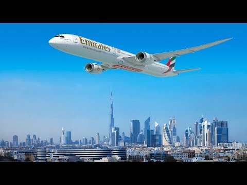 EMIRATES ORDERS THE BOEING 787-10