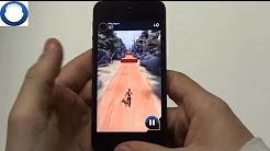 Hunger Games: Catching Fire - Panem Run Iphone 5s Gameplay - Fliptroniks.com