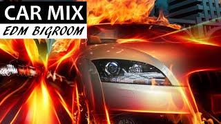 CAR MUSIC MIX - EDM & Electro Bigroom & Hardstyle Mix 2019