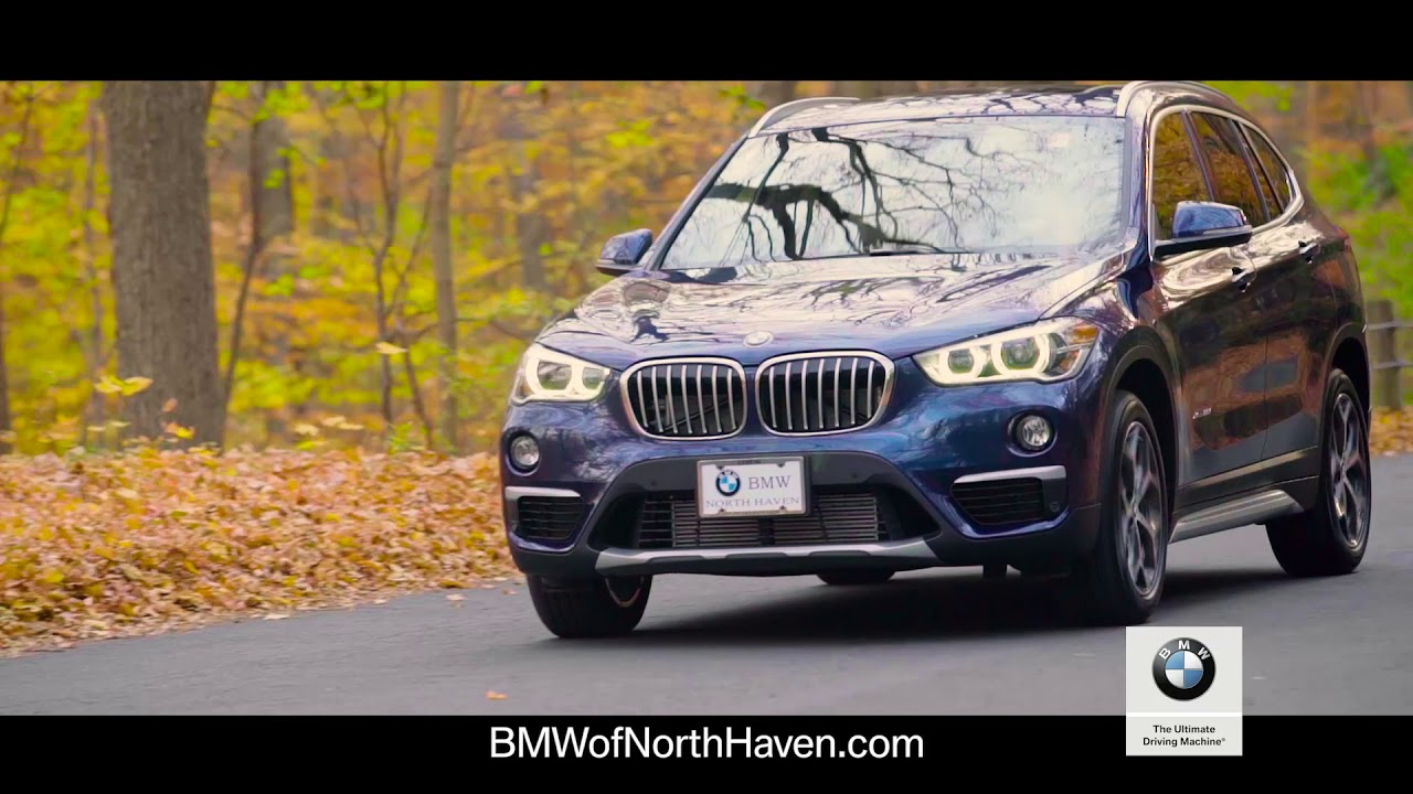 BMW North Haven >> Bmw Of North Haven Bmw X1 Commercial