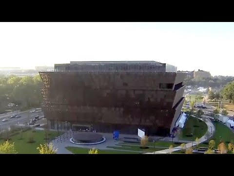 National Museum of African American History and Culture marks 1st anniversary