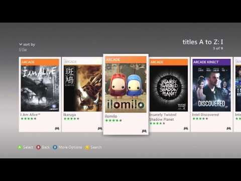 All Free Xbox 360 Games From Marketplace 2015 HD