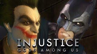 Injustice: Gods Among Us - БЭТМЕН VS ДЖОКЕР #1(Injustice: Gods Among Us - полное прохождение игры Супергеройское мясо! Понравилось видео? Нажми - http://bit.ly/VAkWxL Паблик..., 2016-10-03T04:00:02.000Z)