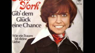 Tina York - Gib den Gluck eine chance