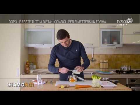 Siamo Noi - Nutrizionista in cucina per un piatto detox