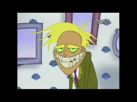 Courage the cowardly dog freaky Fred LOUD