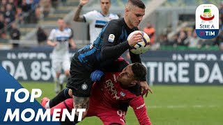 Gollini's superb save from Icardi! | Inter 0-0 Atalanta | Top Moment | Serie A