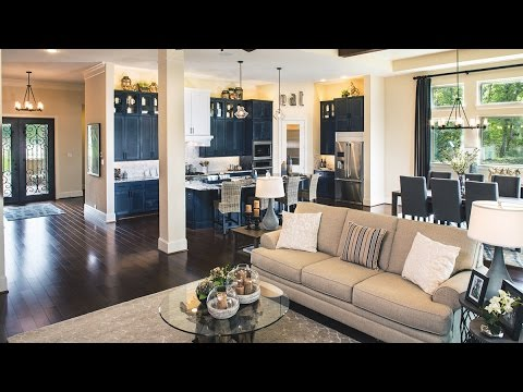David Weekley Homes |  The Gabriel available in Houston, TX