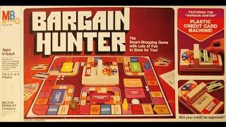 Ep. 187: Bargain Hunter Board Game Review (Milton Bradley 1981)