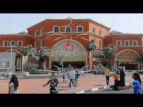 Mall of the EmirateS is a shopping mall in Dubai Tour Part 6