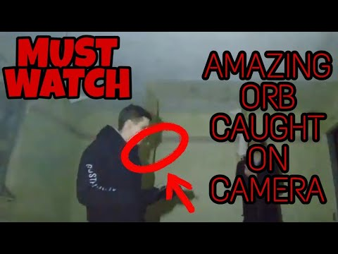 ORB //CAUGHT ON CAMERA.// AT ASYLUM WORKERS HOUSE by: Ghost Findings tv