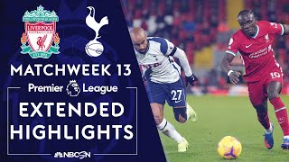 Roberto firmino scored a last-gasp winner as liverpool retook the premier league summit with dramatic win over tottenham. #nbcsports #premierleague #liverp...