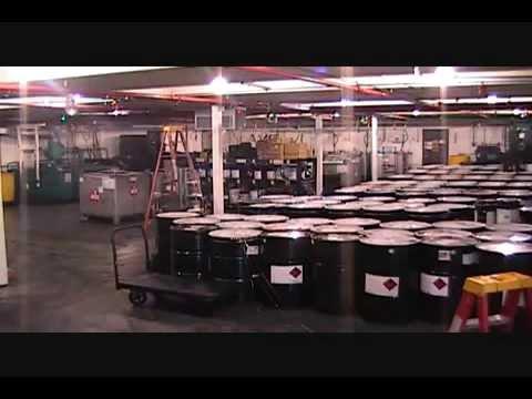 CO2 High Pressure Fire Suppression System Discharge- Dallas, Tx